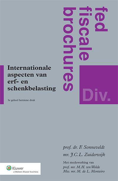 Internationale aspecten van erf- en schenkbelasting