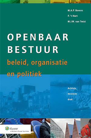 Openbaar Bestuur, beleid, organisatie en politiek