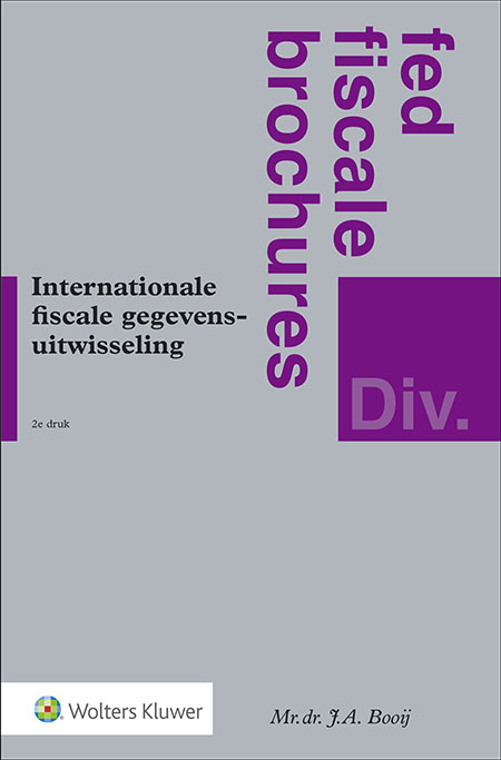 Internationale fiscale gegevensuitwisseling