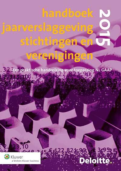 Handboek Jaarverslaggeving Stichtingen en Verenigingen
