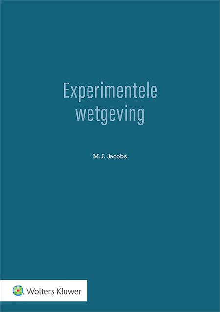 Experimentele wetgeving