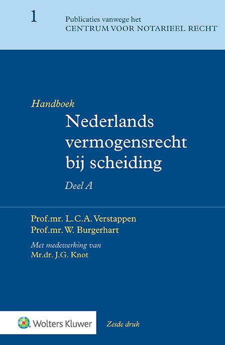 Handboek Nederlands vermogensrecht bij scheiding