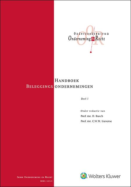 Handboek beleggingsondernemingen