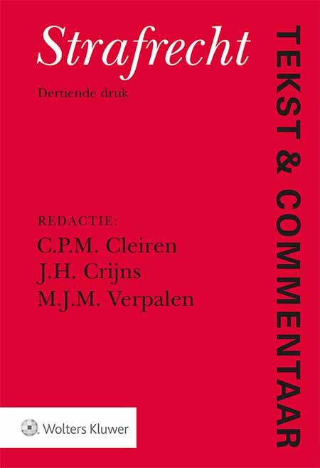 Tekst & Commentaar Strafrecht