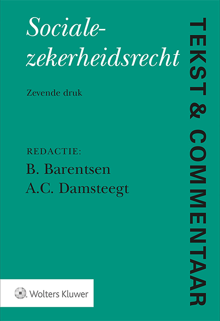 Tekst & Commentaar Socialezekerheidsrecht