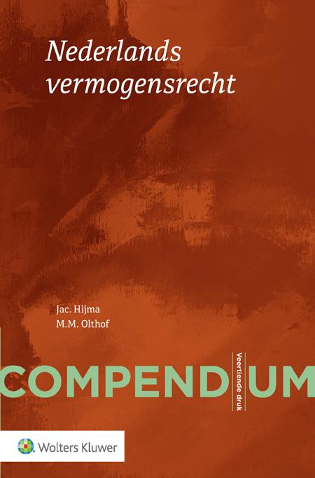 Compendium Nederlands vermogensrecht