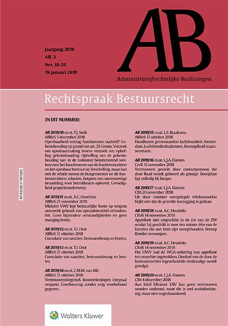 AB Rechtspraak Bestuursrecht (incl. ABkort)