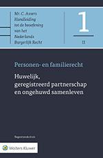 Asser 1-II Huwelijk, geregistreerd partnerschap en ongehuwd samenleven