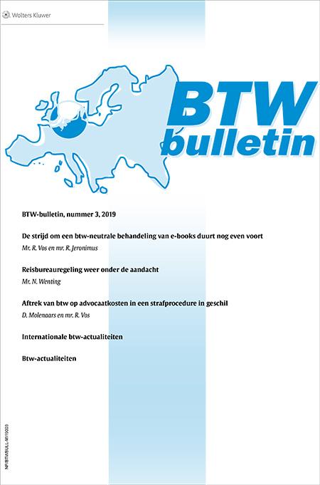 BTW Bulletin