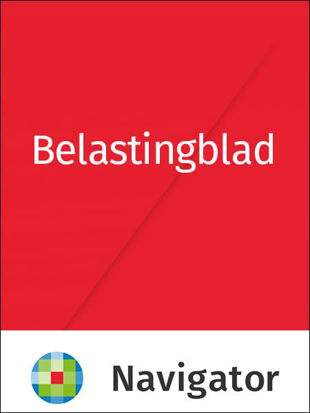 Belastingblad