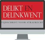Delikt en Delinkwent