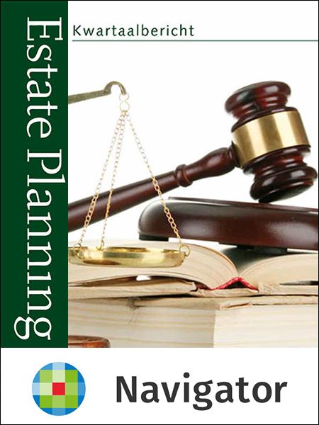 Kwartaalbericht Estate Planning