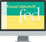Fiscaal Tijdschrift FED