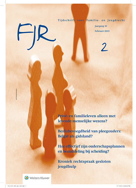 Tijdschrift voor Familie- en Jeugdrecht