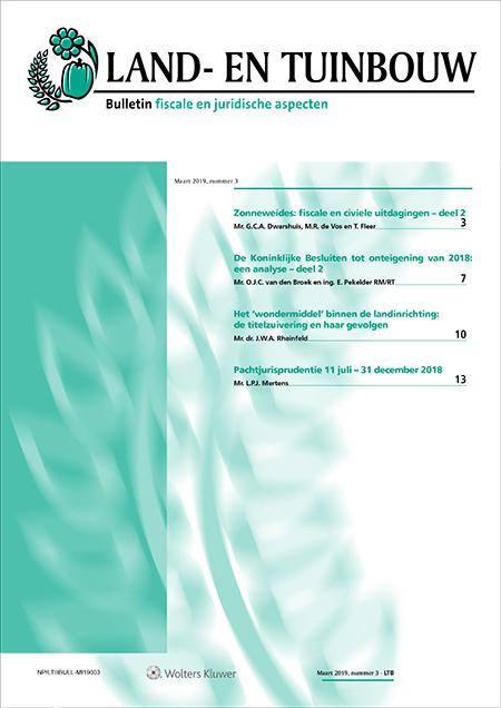 Land- en Tuinbouw Bulletin