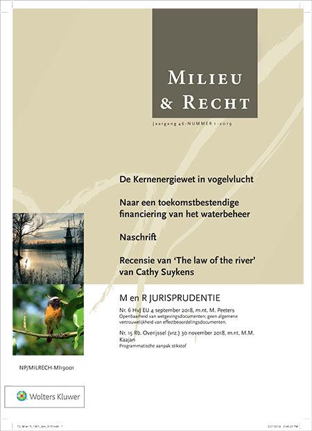 Milieu & Recht