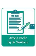 Module Arbeidsrecht bij de overheid