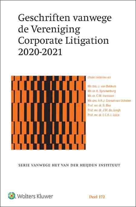 Geschriften vanwege Vereniging Corporate Litigation