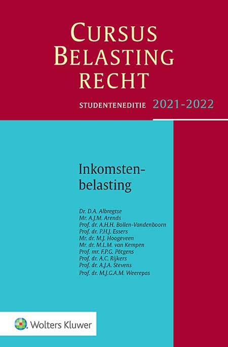 Studenteneditie Cursus Belastingrecht Inkomstenbelasting