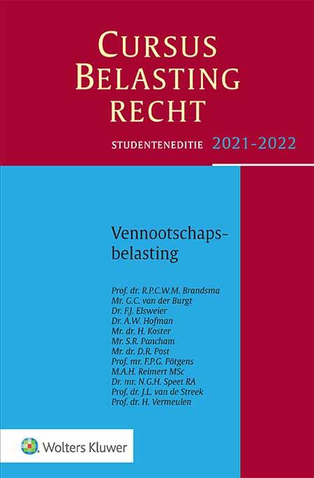 Studenteneditie Cursus Belastingrecht VPB