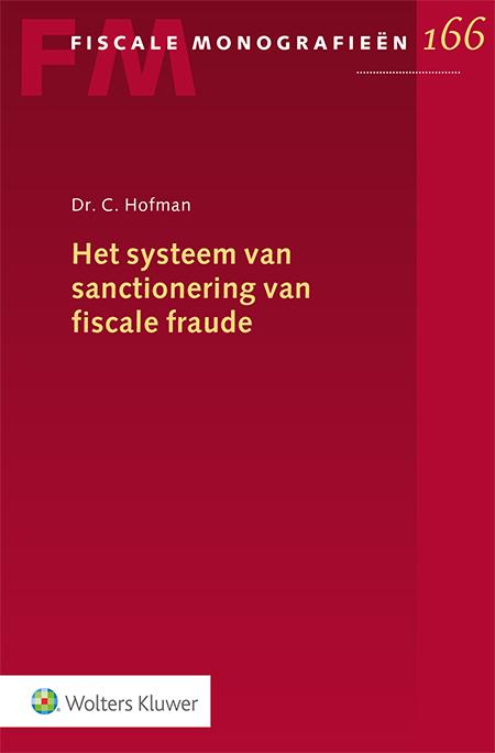 Het systeem van sanctionering van fiscale fraude