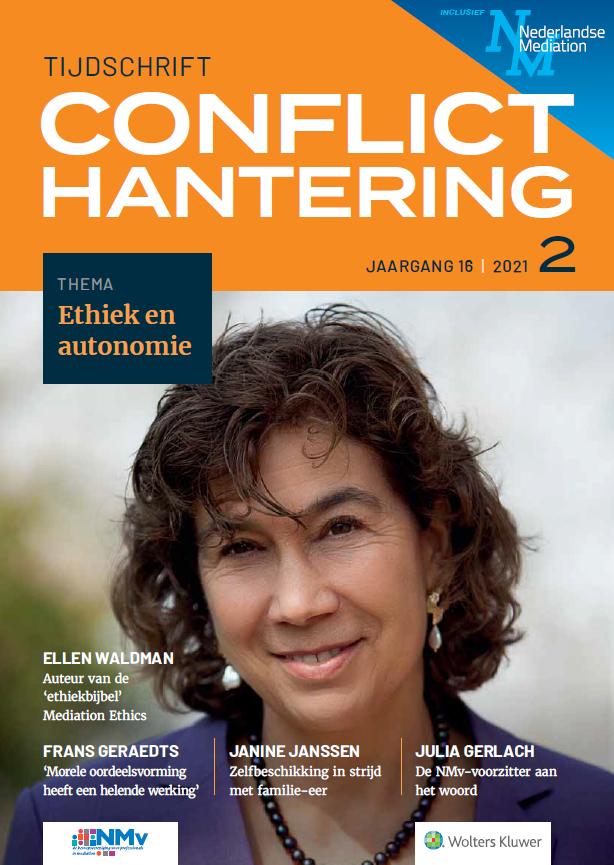 Tijdschrift Conflicthantering (incl NM)