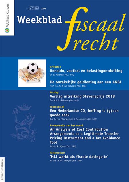 Weekblad fiscaal recht