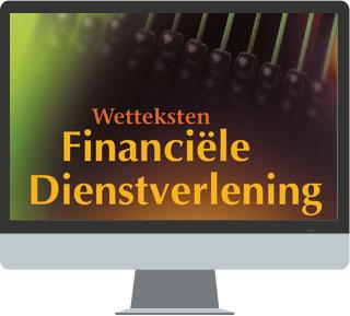 Wetteksten Financiële Dienstverlening